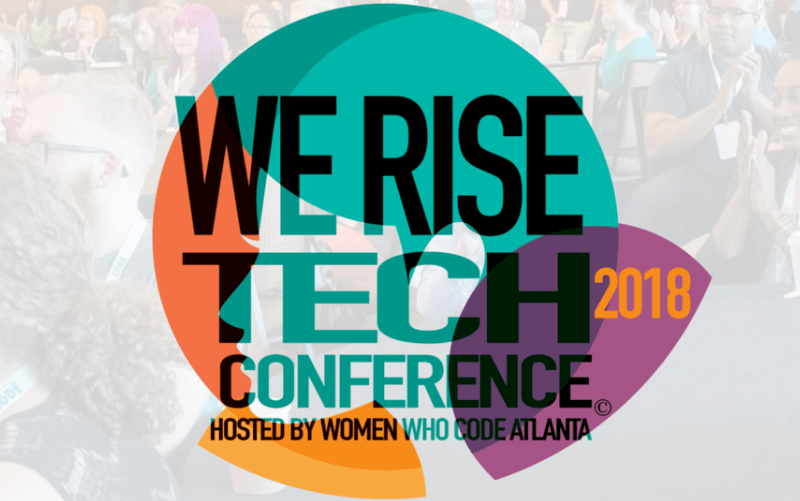 We RISE Tech Conference 2018