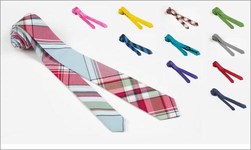 Skinny Ties: Responsive eCommerce