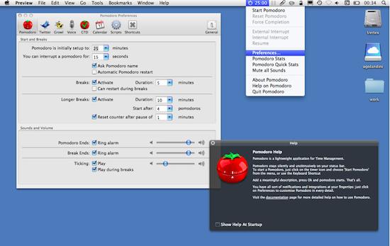 Pomodoro App