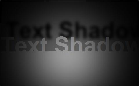 CSS text-shadow Fun: Realtime Lighting Demo