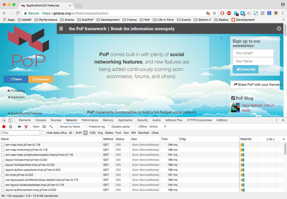 Adding Code Splitting Capabilities To A Wordpress Website Through