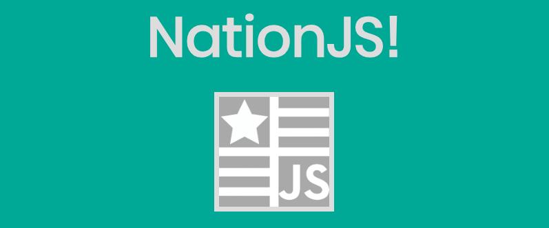 NationJS (React) 2018