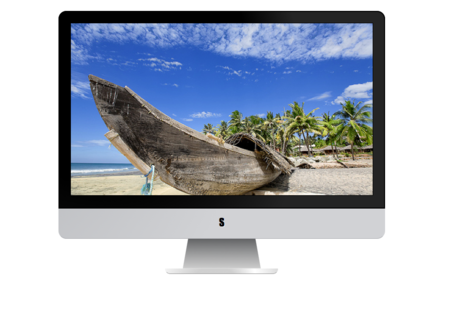 CSS3 Designs For Free Download - css3-imac