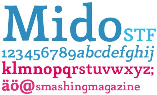 Mido STF