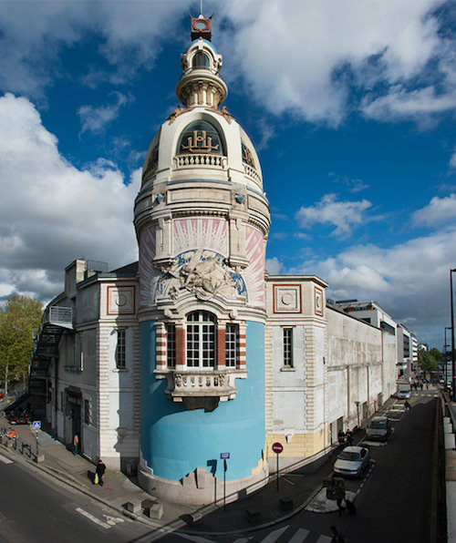 Tour LU in Nantes