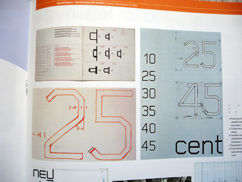 Swiss Graphic Design - Graphis International – Wim Crouwel interview