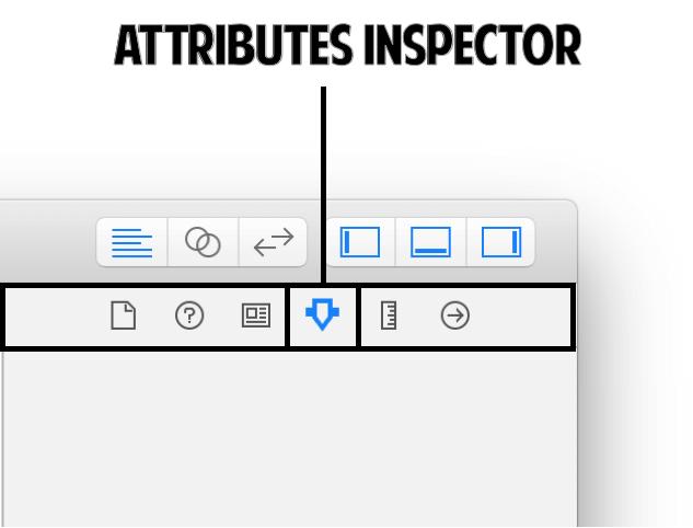 Attributes Inspector