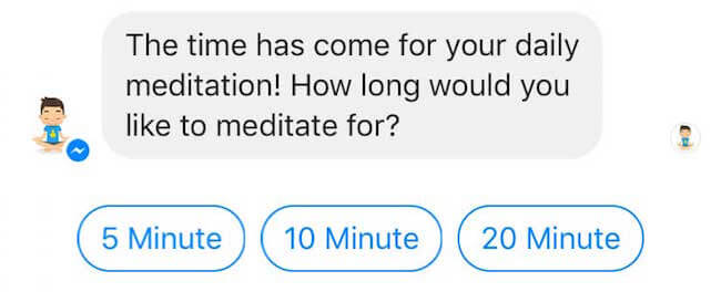 Peaceful Habit: Meditation Bot For Amazon Echo