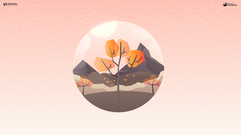 Geometric Autumn