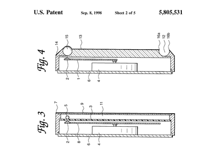 Image: Another tactile patent design