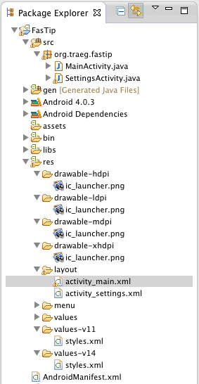 android-file-structure