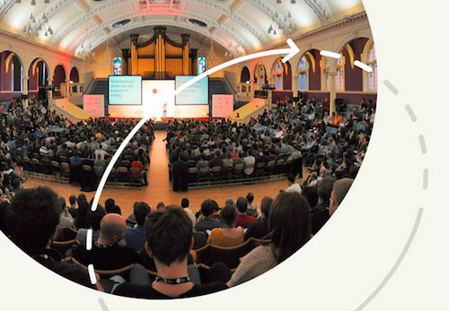 Over time, other great conferences started to appear, like Build in 2009 and New Adventures in 2011
