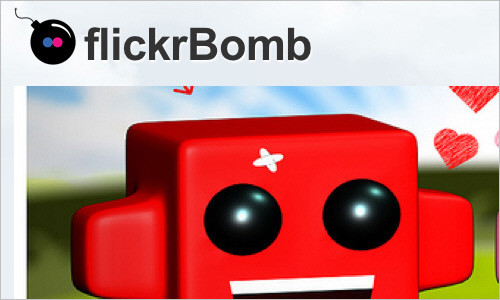 Rapid Prototyping with flickrBomb - ZURB Playground - ZURB.com