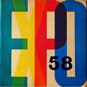 Book Covers - Expo 58, book cover