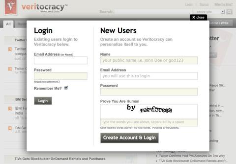 Veritocracy