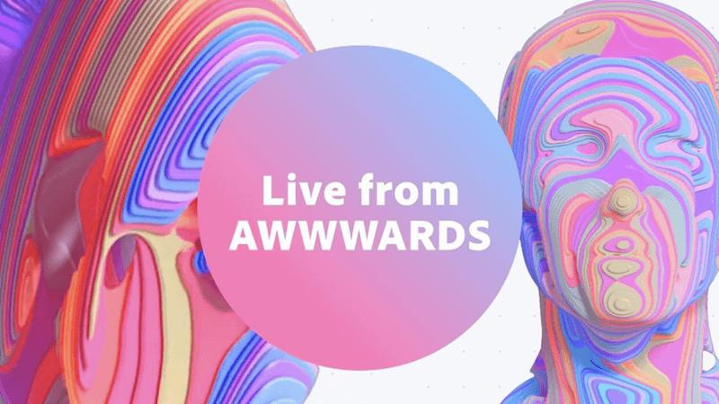 Adobe Awwwards Live Stream