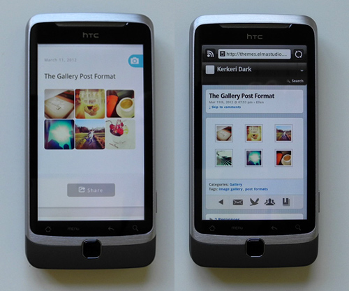 Responsive theme vs mobile theme plugin