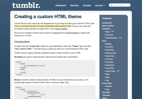 A Complete Guide To Tumblr — Smashing Magazine