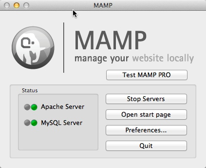 Use MAMP to install WordPress on your computer.