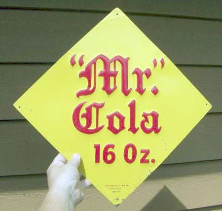 Mr. Cola