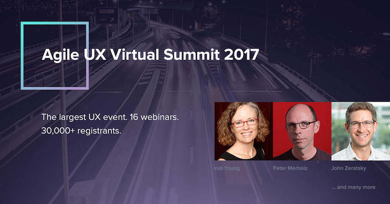 Agile UX Virtual Summit