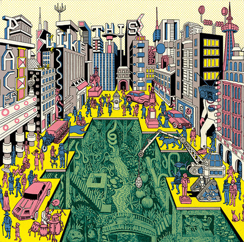 Architecture in Helsinki: Places Like This by Will Sweeney