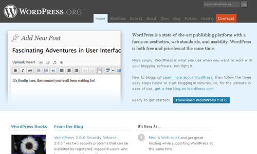 WordPress on IE6