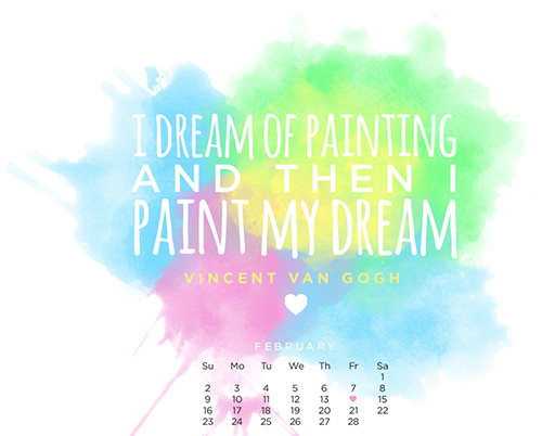 I Dream of Painting