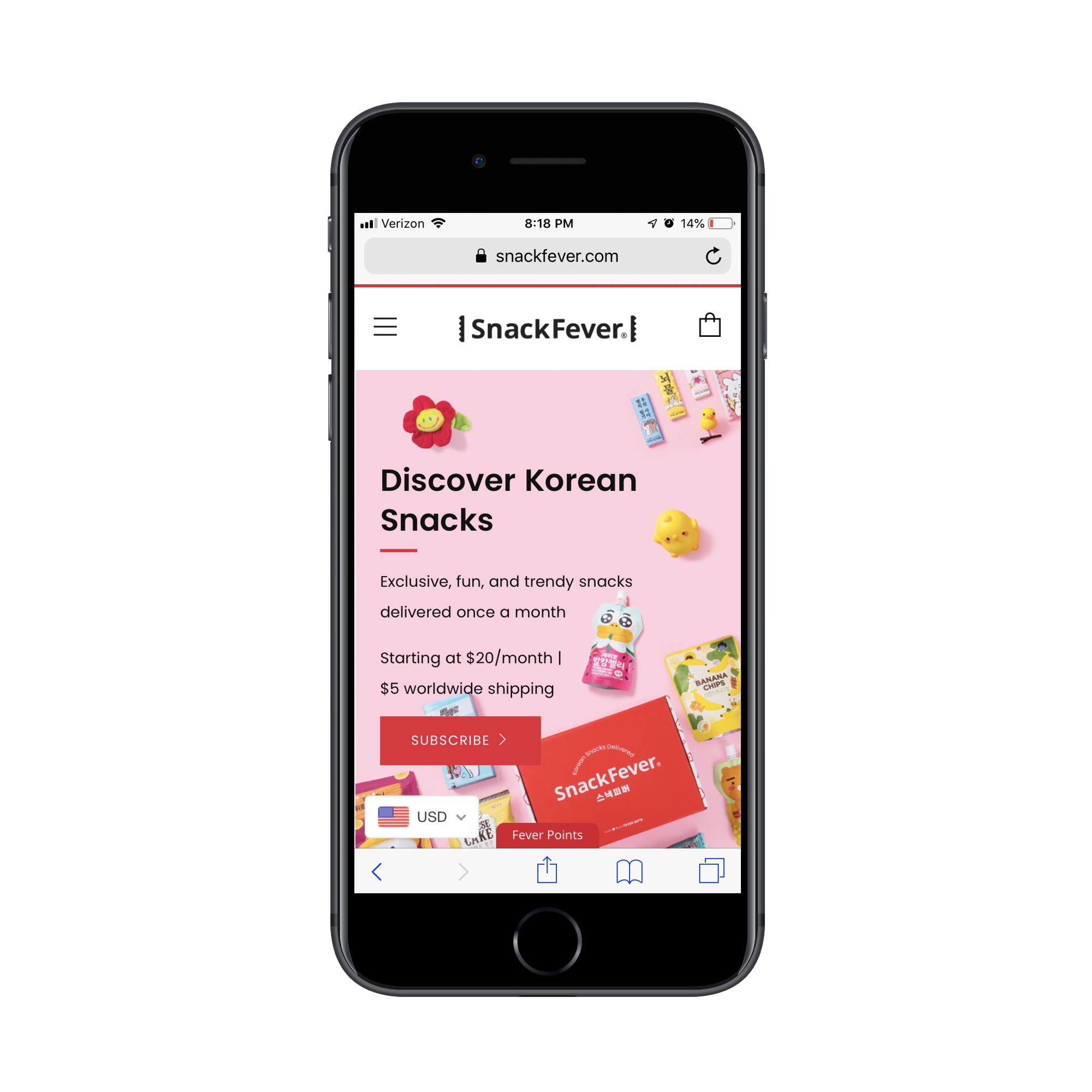 Design A Lead Gen Landing Page For Mobile That Converts — Smashing Magazine