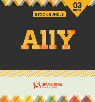 Accessibility eBook Bundle (3 eBooks)