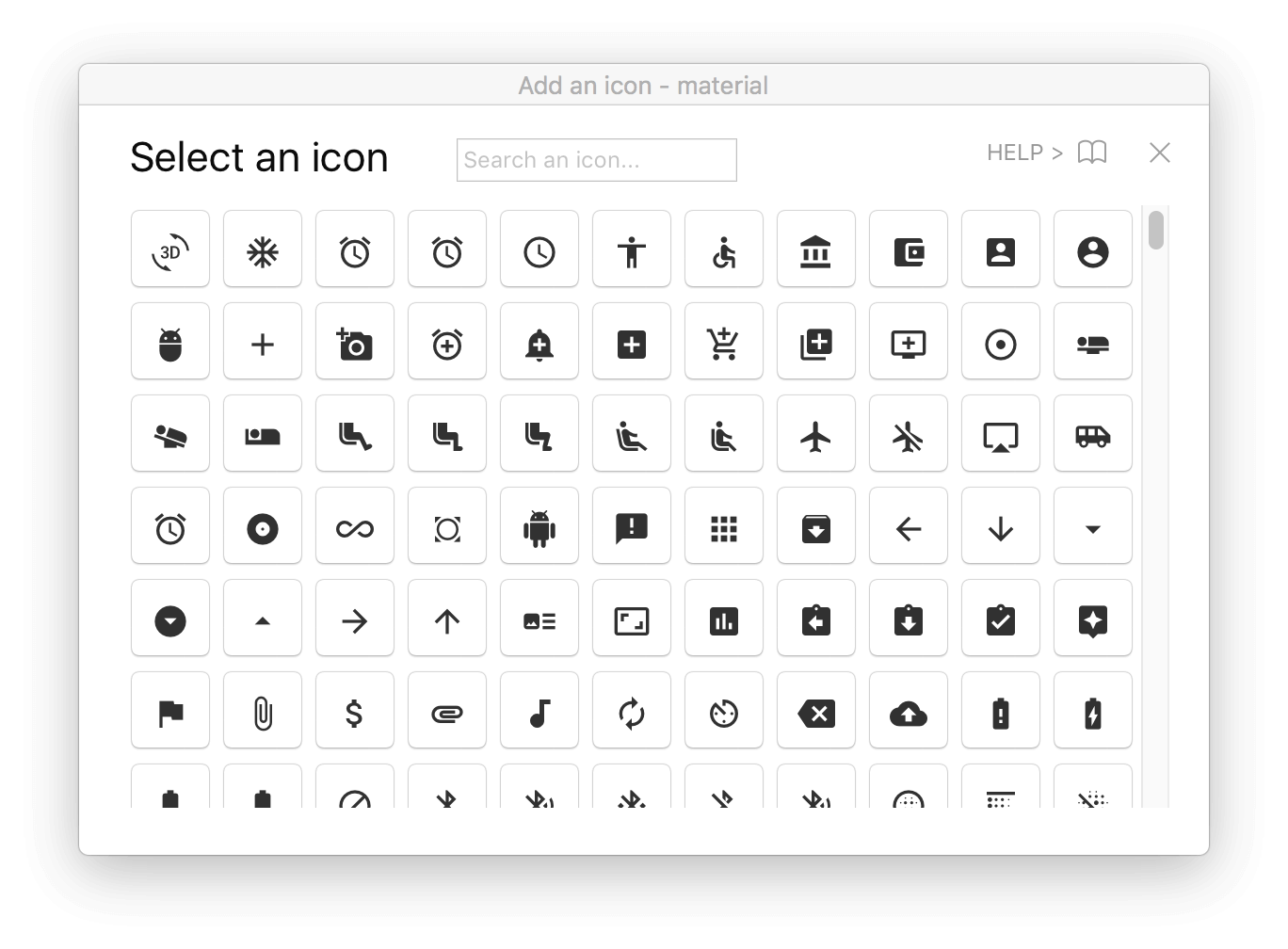 Moving From Photoshop And Illustrator To Sketch A Few Tips For Ui You Will Need Learn The Component Symbols How Draw Simple Entire Material Icon Set Is At My Disposal With Just Couple Of Clicks