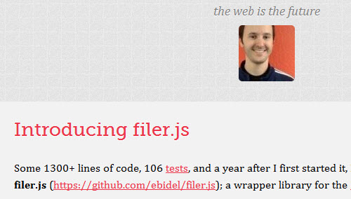 Filer.js