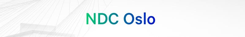 NDC Oslo 2019