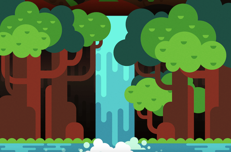 Forest Frees Icons