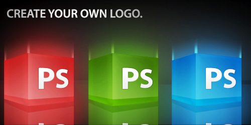 photoshop logos design