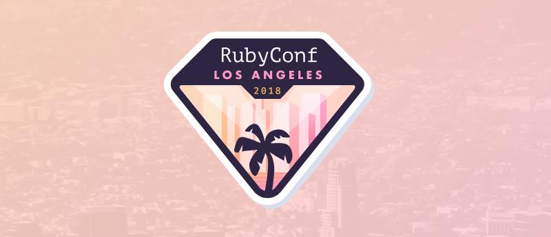 RubyConf 2018