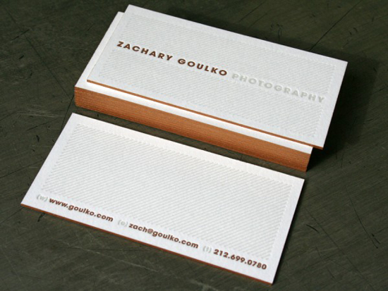 Designing and producing creative business cards techniques and using only two sheets duplexing gives a two color edgeone on the front and one on the back reheart Gallery