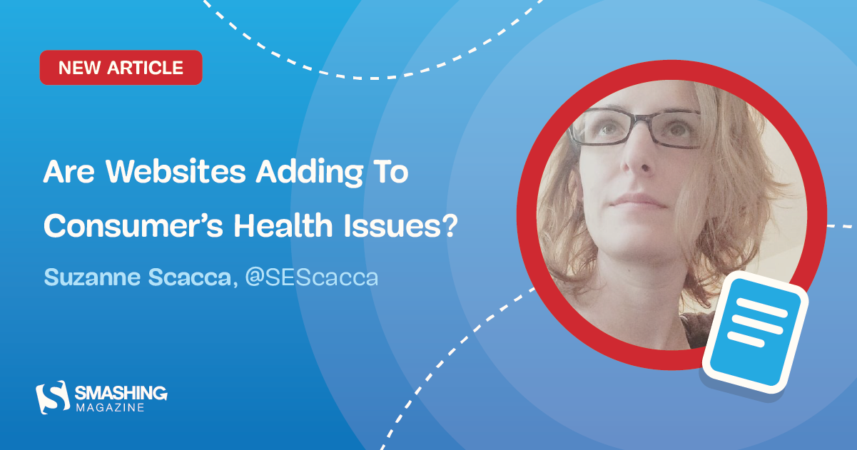 Are Websites Adding To Consumer's Health Issues?