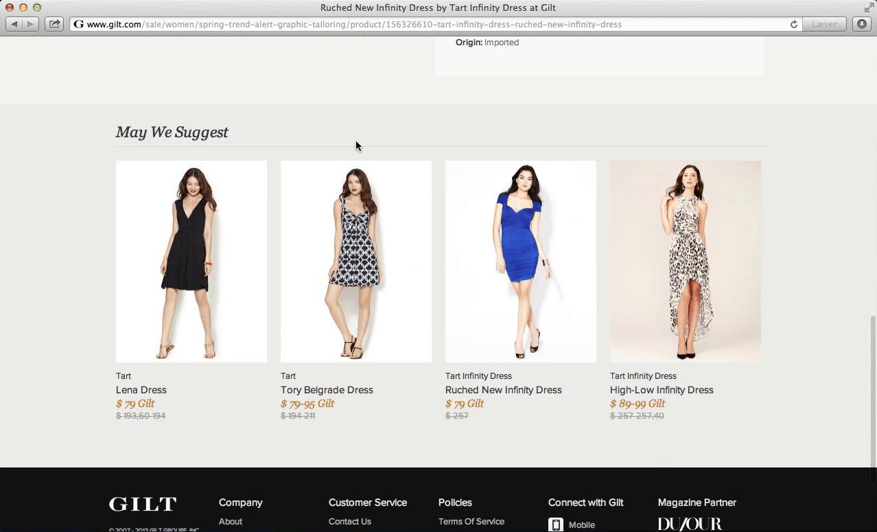 Catalog Clothing Websites