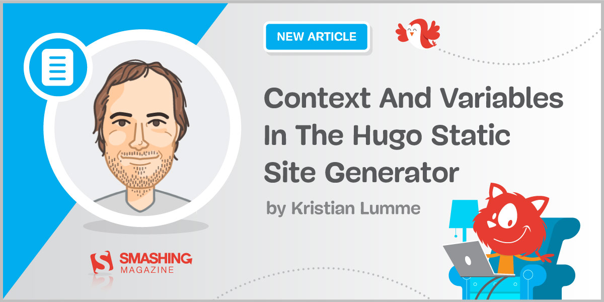 Context And Variables In The Hugo Static Site Generator