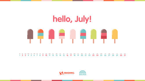 Delicious July