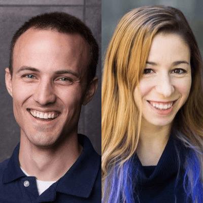 Kent C. Dodds and Sarah Drasner