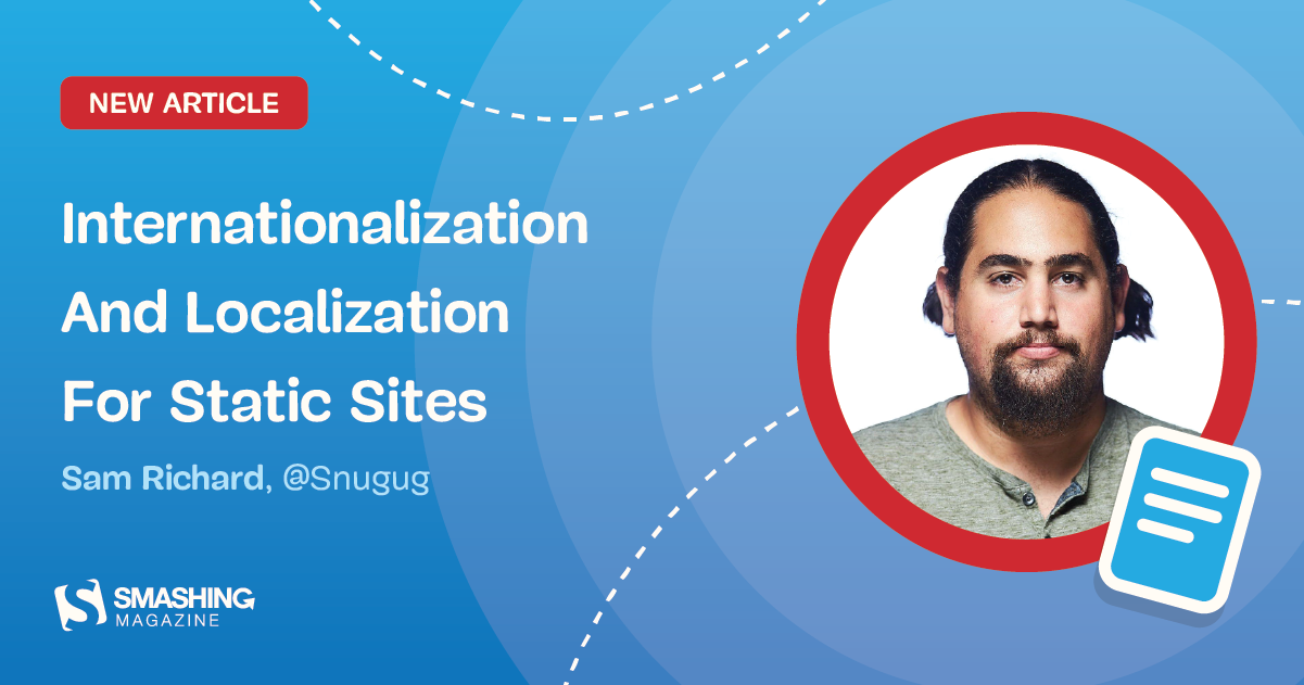 Internationalization And Localization For Static Sites