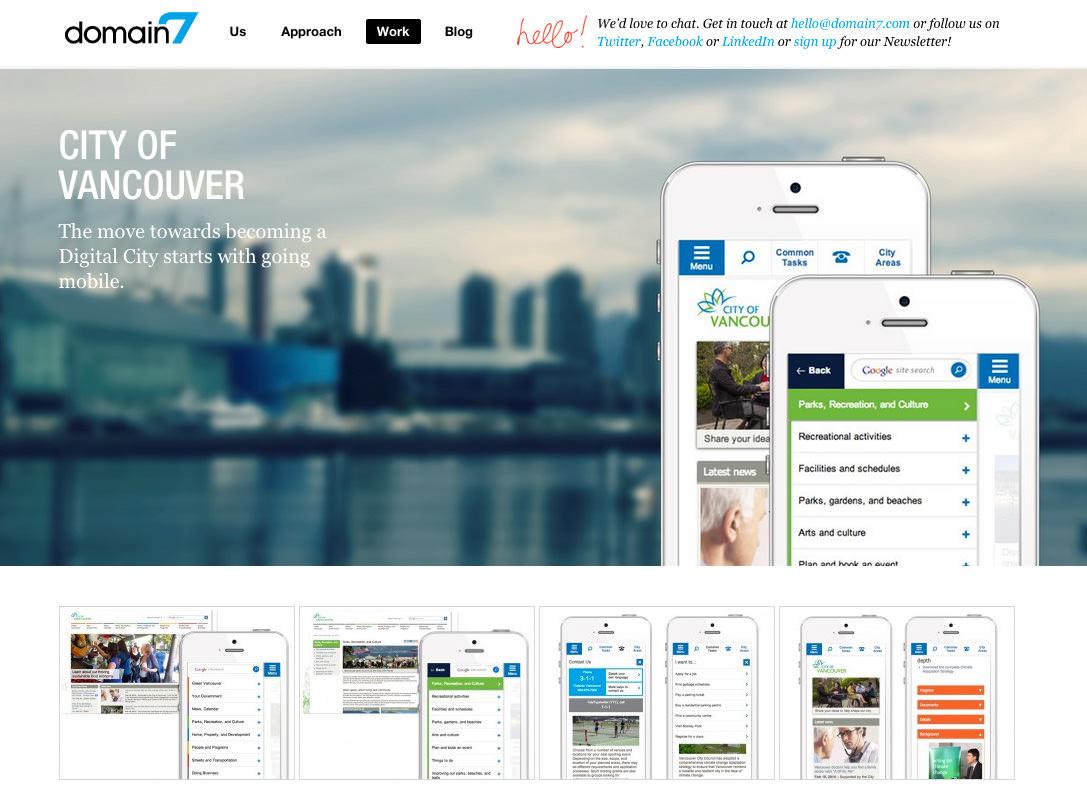 Designing case studies showcasing a human centered design process view large version maxwellsz
