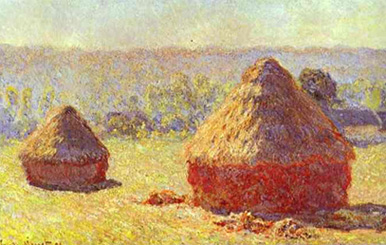 Claude Monet, Haystacks