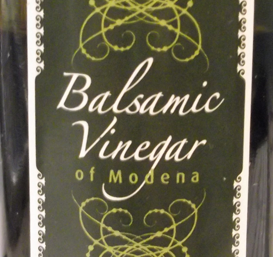 Label using Zapfino.