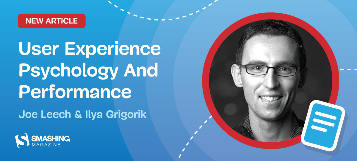 User Experience Psychology And Performance: SmashingConf Videos