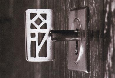 Werkstätte Cupboard Key