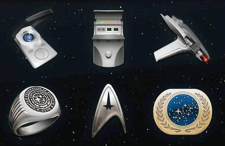 Free Icons Round-Up - The Iconfactory presents Star Trek