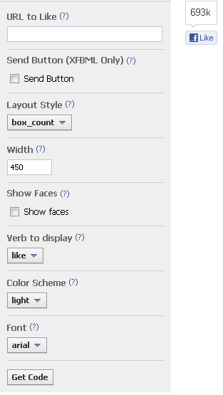 Customise Facebook